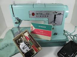 vintage singer sewing machine manuals