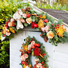 step by step guide to a traditional garland