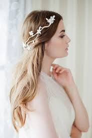 bridal headpiece boho headpiece