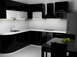 15 contemporary kitchen with black cabinets rilane - black kitchen cabinets pictures options tips ideas hgtv