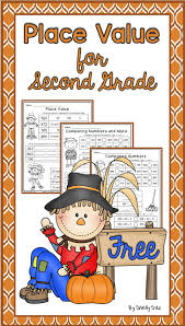 place value for second grade free fall math for 2nd grade math2