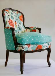 change upholstery on chair amazing how just the right fabric can completely change something