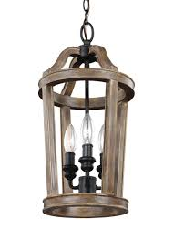 3 mini pendant light fixture f3029 3wow 3 light mini pendant weathered oak wood
