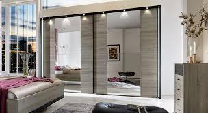 Schlafzimmerschrank Konfigurieren Moderner Schlafzimmerschrank Mit Schiebetüren Und Spiegel Korba