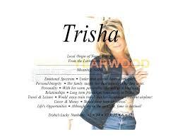trisha name means noble nydob com