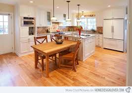 kitchen islands with tables attached 15 beautiful kitchen island with table attached beautiful