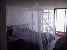 Mosquito Net Bed Canopy Travelers No See Um 4 Point Mosquito Net Bed Canopy Our Largest