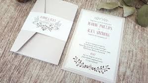 pocket folds wedding invitation pocket fold diy wedding invitation pocket folds