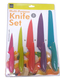 Dishwasher Safe Kitchen Knives Free Colored Stainless Steel Knife Set When You Buy A Set Of
