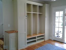 custom mudroom cabinets with natural unfinished mudroom cabinets