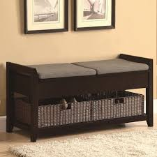 Decorative Bench With Storage 28 Best Bedroom Benches With Storage U003c3 Images On Pinterest