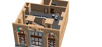 lego ideas jewelry store u0026 coffee shop