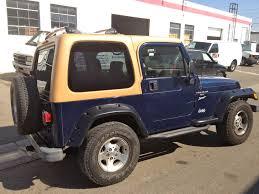 jeep wrangler 2 door hardtop lifted hardtop depot quality hardtop for jeep wrangler tj 1997 2006