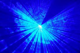 best dj equipment 1w blue laser for laser light show