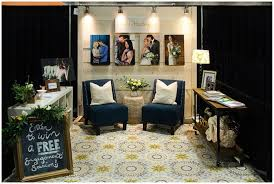 brede allied custom booths our booth decoration in wedding exhibition at jakarta