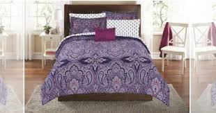 Bed In A Bag Set Walmart Com Bed In A Bag Sets As Low As 14 97 Regularly 39 82