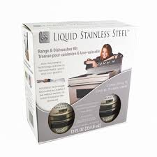 Stainless Steel Covers For Dishwashers Giani Liquid Stainless Steel 12 Oz Stainless Steel Appliance
