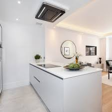 kitchen island extractor fan 70cm island cooker chrome throughout kitchen extractor
