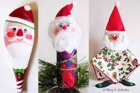 simple christmas crafts for seniors and elderly