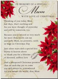 Poem About Halloween Christmas Love Poems For Mom U2013 Happy Holidays