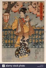 Japanese Designer by Namban Joruni Mitate By Utagawa Kunisada 1786 1865 Japanese