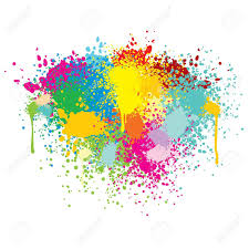 painting clipart paint splash pencil and in color painting