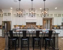 best 100 farmhouse kitchen with brick backsplash ideas u0026 photos