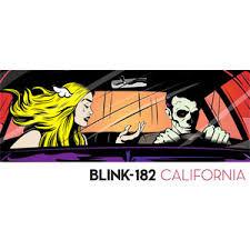 california blink 182 album