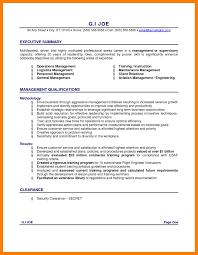 executive summary for resume examples executive summary formats invoice templates