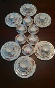 mz austria bridal antique moritz zdekauer mz austria bridal pattern dinner plates