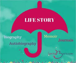 biography an autobiography difference different ways to write a life story leeza baric