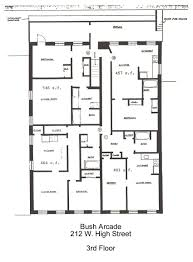 floor plans university housing wall grand apartments 2nd 3rd 4th