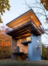 10 modern cabin vacation retreats design milk lake house plans 1