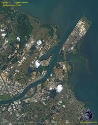 australia satellite map spot 6 satellite image of brisbane australia satellite imaging corp