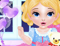 cinderella birth twins games