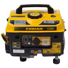 powerstroke 6 000 watt gasoline powered portable generator