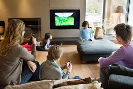 The Reinvention Of The S Living Room Ofcom - Family living rooms
