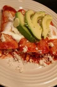 imagenes enchiladas rojas receta de enchiladas rojas con queso estilo lety recetas de allrecipes