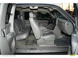 2003 Chevy Silverado Interior 2003 Chevrolet Silverado 2500hd Ls Extended Cab 4x4 Interior Photo