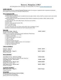 Radiology Tech Resume Thesis On Julius Caesar Uw Application Essay Requirements