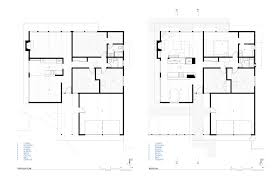 residence floor plan gallery of shoup residence building lab 28