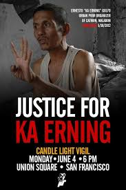 lfs pimpandhost album search vigil for ka erning this monday 6 4 and anakbayan usa tribute to