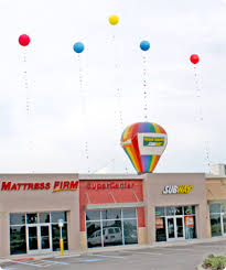 helium rental a 1 balloon search light rentals located in central florida