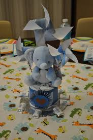 elephant centerpieces for baby shower 9 best elephant party images on elephant baby showers