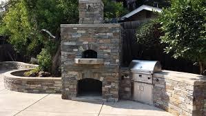 Outdoor Kitchen Pizza Oven Design Custom Pizza Oven Outdoor Kitchen Design Sacramento Ca