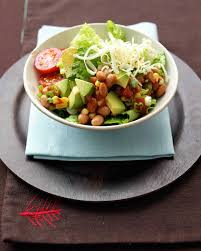 Salad Main Dish - vegetarian main course salad recipes martha stewart