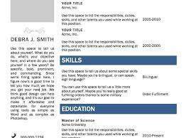 resume for word 2010 resume templates microsoft word 2010 cv resume ideas
