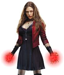 marvel scarlet witch costume avengers scarlet witch transparent background by camo flauge on