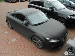 audi tt colors matt black ttrs audi tt rs cars