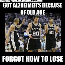 Funny Spurs Memes - spurs love it best team in the nation just doing a good job